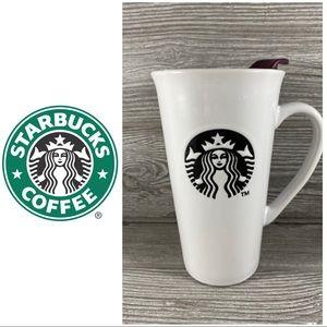 Starbucks Ceramic Tumbler 2013